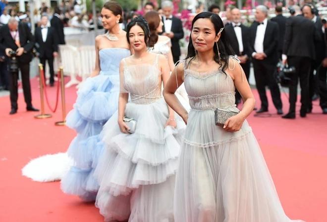 tham hoa thoi trang Cannes anh 1