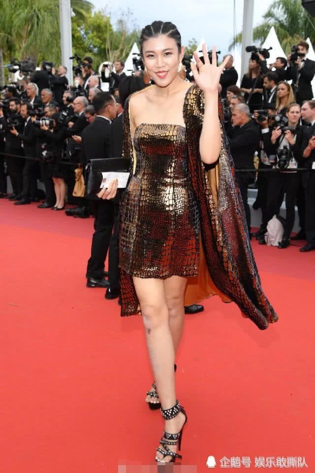 tham hoa thoi trang Cannes anh 2