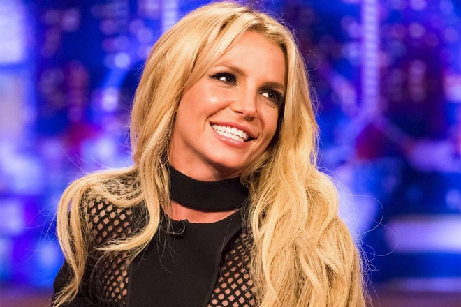 ca si Britney Spears giai nghe anh 1