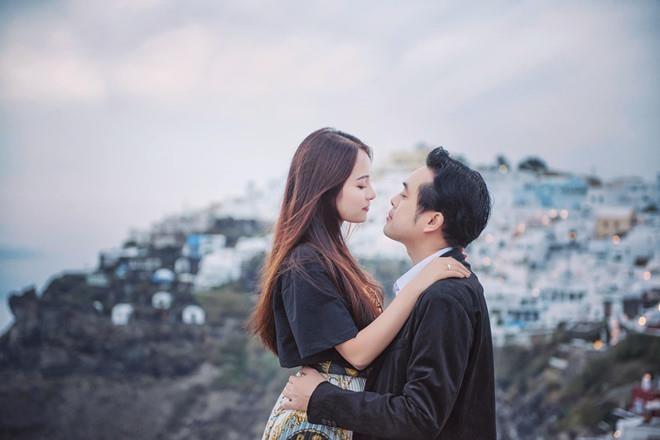 Truoc khi sap cuoi, Duong Khac Linh va Sara Luu yeu nhau day song gio hinh anh 3