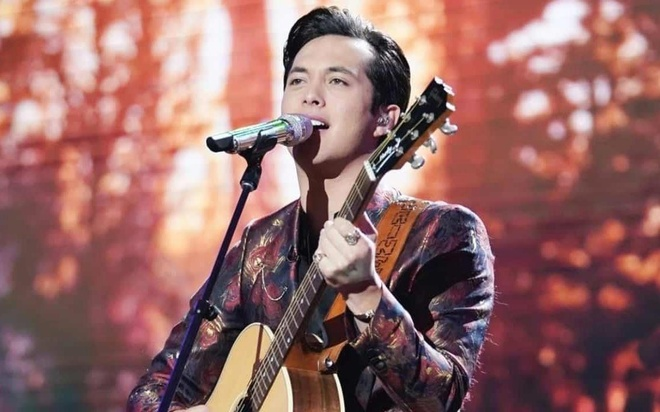 10X lai Han hat 'Flame' sau khi dang quang American Idol 2019 hinh anh