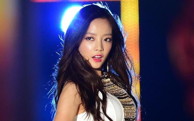 'Bup be song' xu Han Goo Hara bi che hat do, giong het hoi hinh anh