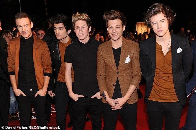 Liam Payne goi trai nghiem voi nhom One Direction la 'doc hai' hinh anh 2