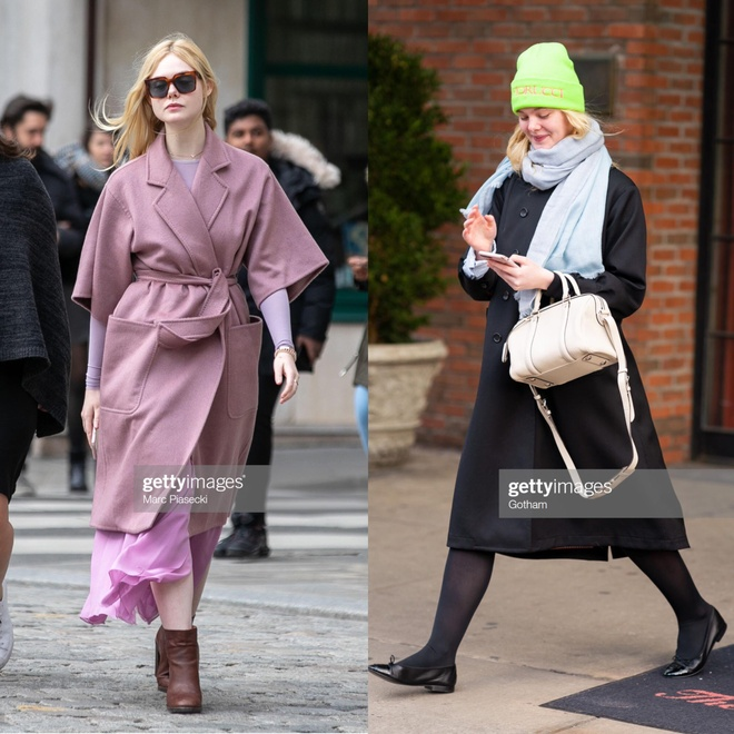 street style cua Elle Fanning anh 8