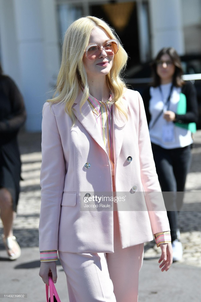 street style cua Elle Fanning anh 2