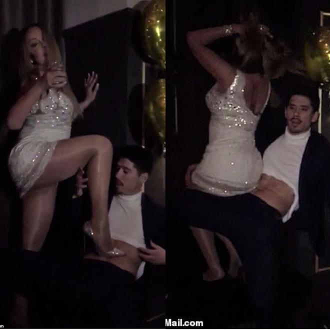 Mariah Carey lo anh khoa than anh 2