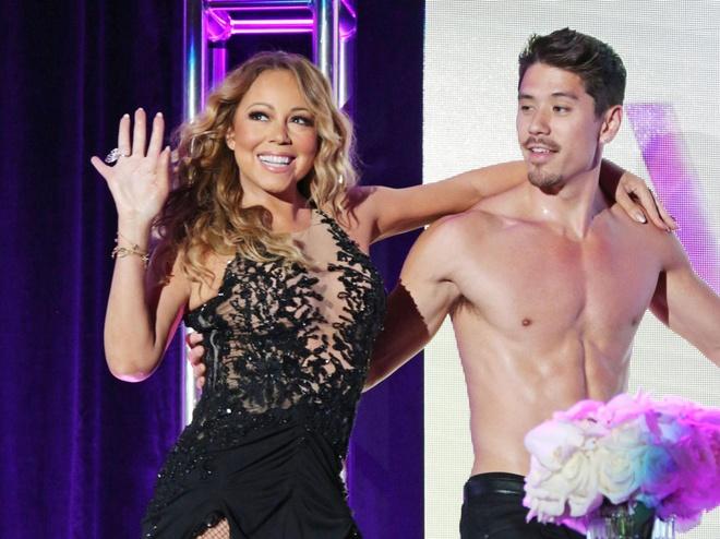 Tinh truong toan cap ke trai tre, ty phu cua diva Mariah Carey hinh anh 9