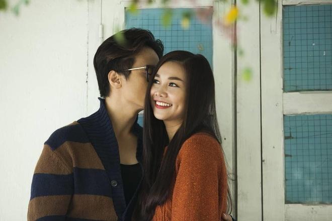 Thanh Hang dang anh mac vay cuoi, fan nghi Ha Anh Tuan la chu re hinh anh 2
