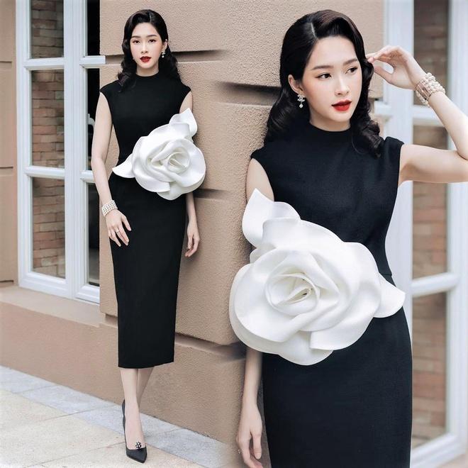 Hoa hau Dang Thu Thao mac dep anh 1