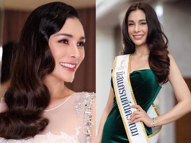 Thi sinh hoa hau bi chi trich vi gay han voi Miss Universe 2018 hinh anh 2