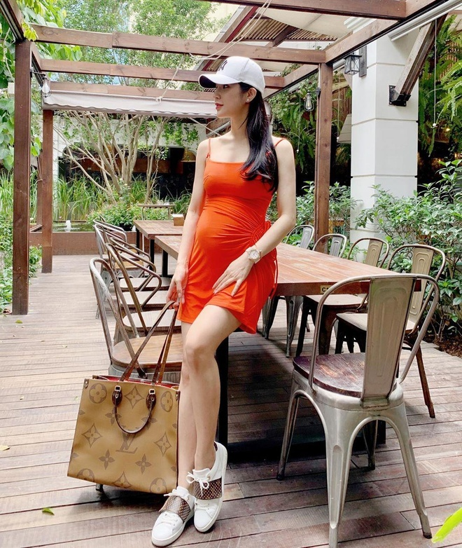 Diep Lam Anh co thai anh 7