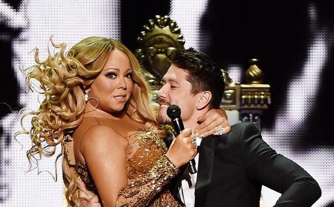 Mariah Carey bi che gia tao khi tiet lo rut re chuyen chan goi hinh anh 2