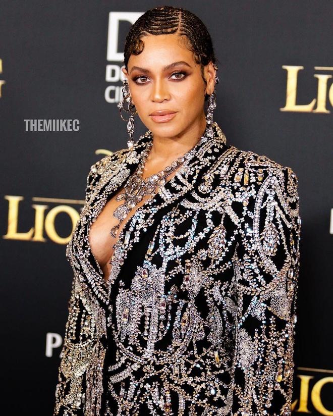 Beyonce tai The Lion King anh 3