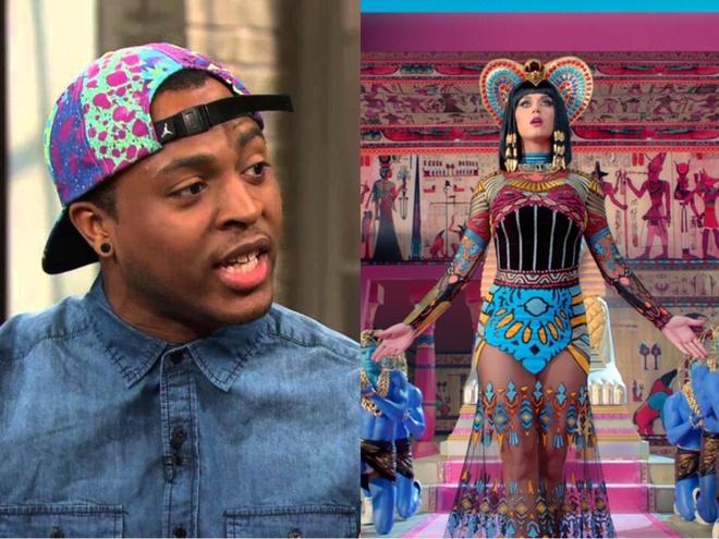 Katy Perry bi kien dao nhac anh 2