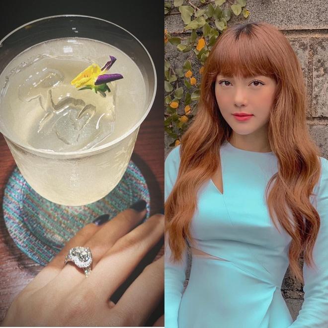 Học tập Đông Nhi, Minh Hằng khoe nhẫn kim cương, fan nghi án cưới ở tuổi 32 - Ảnh 1