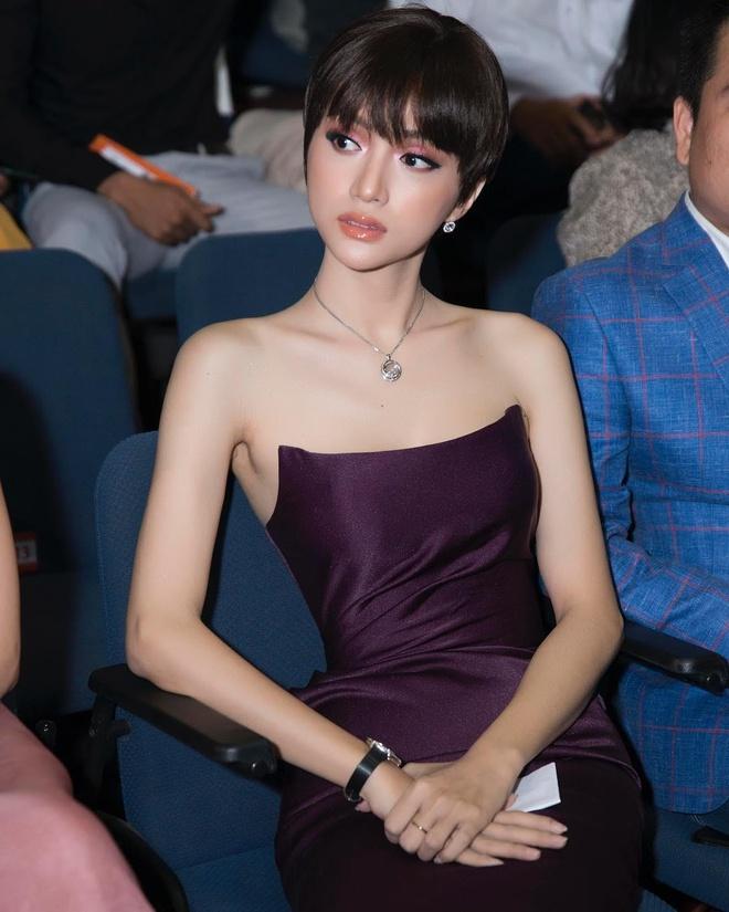 Bao Anh cat toc tem ca tinh sau on ao yeu lai Ho Quang Hieu hinh anh 6