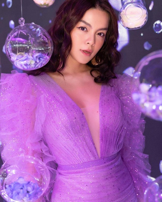 Angela Phuong Trinh dep sac sao, Pham Quynh Anh ngot ngao tuan qua hinh anh 2