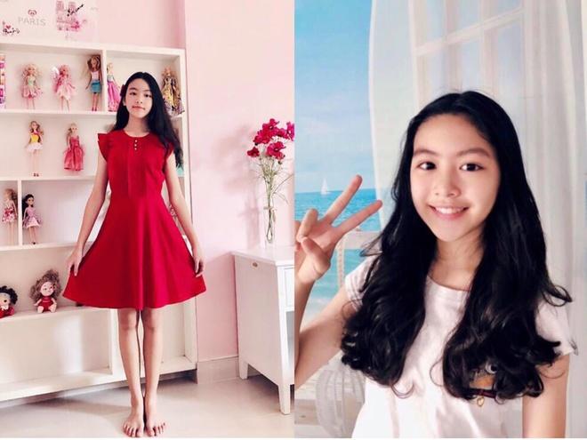 Con gai lon cua MC Quyen Linh duoc khen xinh nhu hoa hau hinh anh 2
