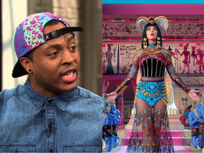 'Dark Horse' của Katy Perry thua kiện trong vụ bị tố đạo nhạc