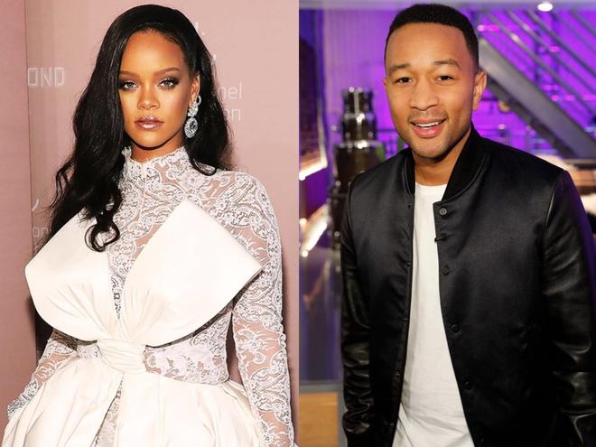 Rihanna va loat sao chi trich ong Trump sau hai vu xa sung o My hinh anh 1