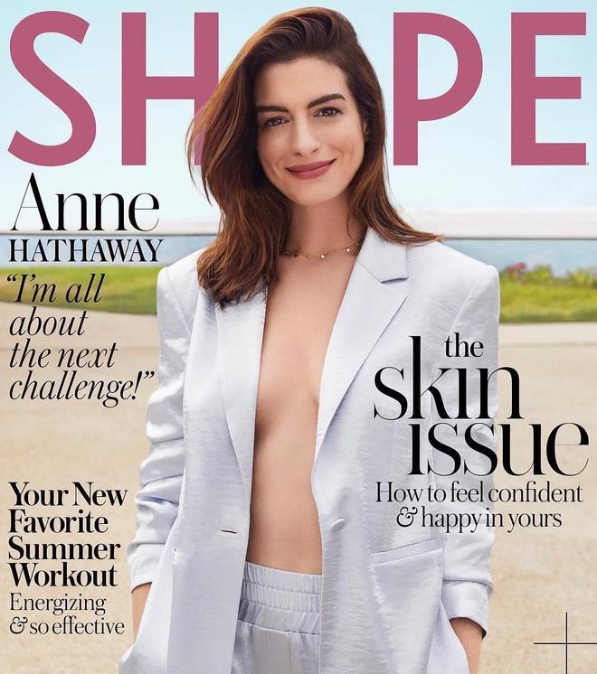 'Cong chua Hollywood' Anne Hathaway be bung bau du su kien hinh anh 3