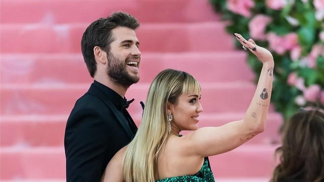 Động thái mới nhất của Miley Cyrusa sau chia tay Liam Hemsworth
