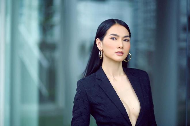 Anh Thu, Thanh Hang va dan sao 'Nhung co gai chan dai' sau 15 nam hinh anh 2