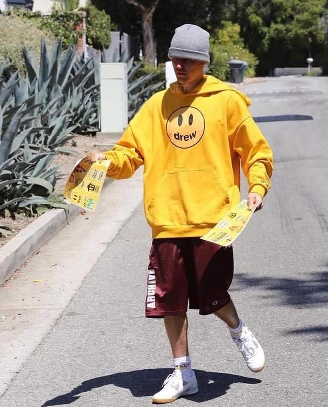 Justin Bieber bi che het thoi anh 1