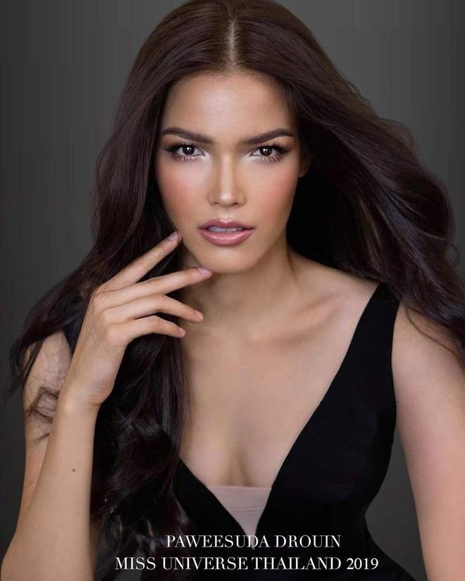 Nhung doi thu khu vuc Dong Nam A cua Hoang Thuy tai Miss Universe 2019 hinh anh 3