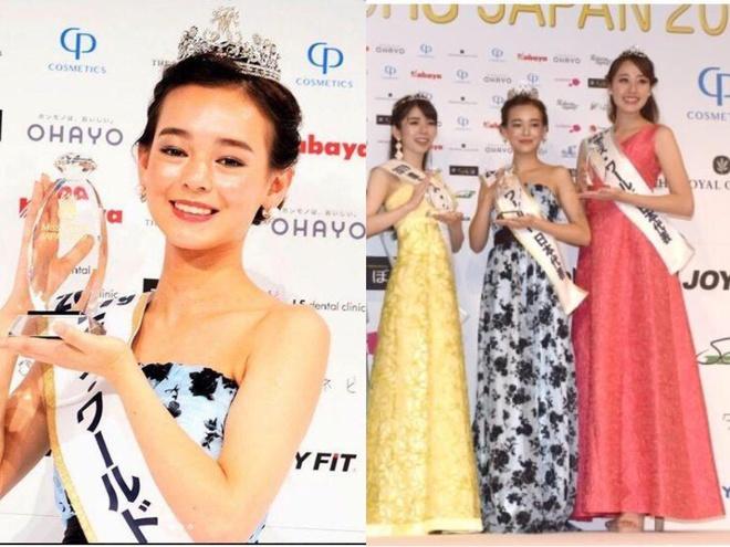 Tan Miss World Nhat Ban gay tranh cai vi moi 16 tuoi va cao 1,59 m hinh anh 1