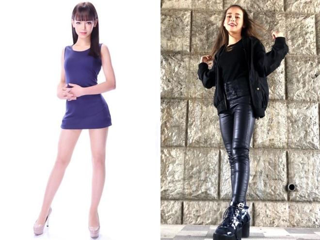 Tan Miss World Nhat Ban gay tranh cai vi moi 16 tuoi va cao 1,59 m hinh anh 6