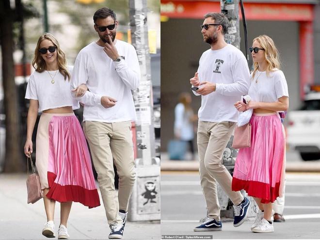 dien vien Jennifer Lawrence va ban trai anh 1