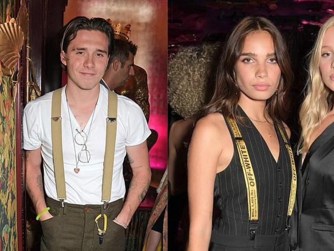 Dự chung sự kiện với tình cũ, Brooklyn Beckham phản ứng ra sao?
