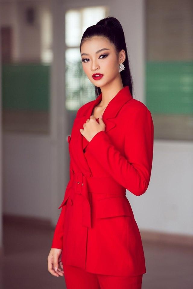 Dan doi thu boc lua cua Kieu Loan tai Hoa hau Hoa binh Quoc te 2019 hinh anh 2