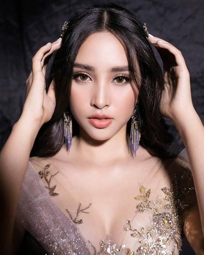 Top 3 Hoa hau Viet Nam - Tieu Vy nong bong, Phuong Nga cong khai yeu hinh anh 4