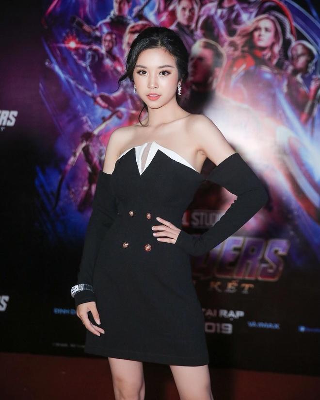 Top 3 Hoa hau Viet Nam - Tieu Vy nong bong, Phuong Nga cong khai yeu hinh anh 13