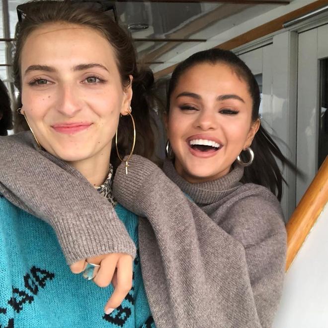 Selena Gomez tre trung anh 5