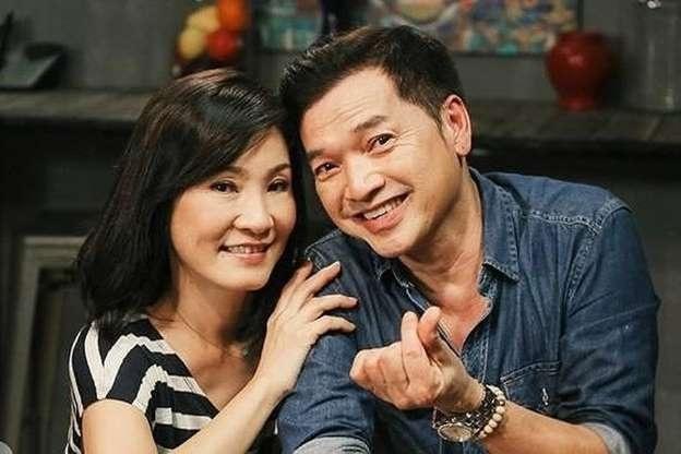 Hong Dao don sinh nhat 57 tuoi ben hai con sau bien co hon nhan hinh anh 3