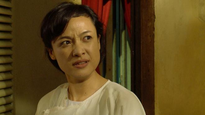 Le Be La - ve goi cam cua co hau ac mieng phim 'Tieng set trong mua' hinh anh 2