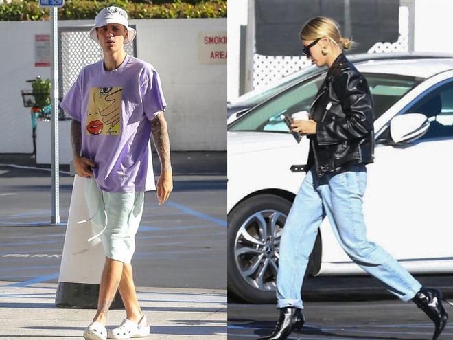 Justin Bieber quay lai phong cach xue xoa ngay sau le cuoi 2 ngay hinh anh 1
