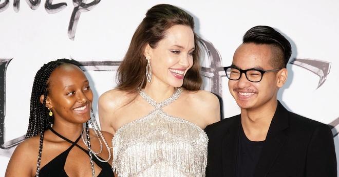 Angelina Jolie hoi ngo Maddox anh 3