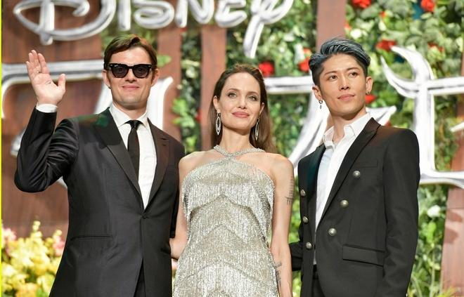 Angelina Jolie hoi ngo Maddox anh 7