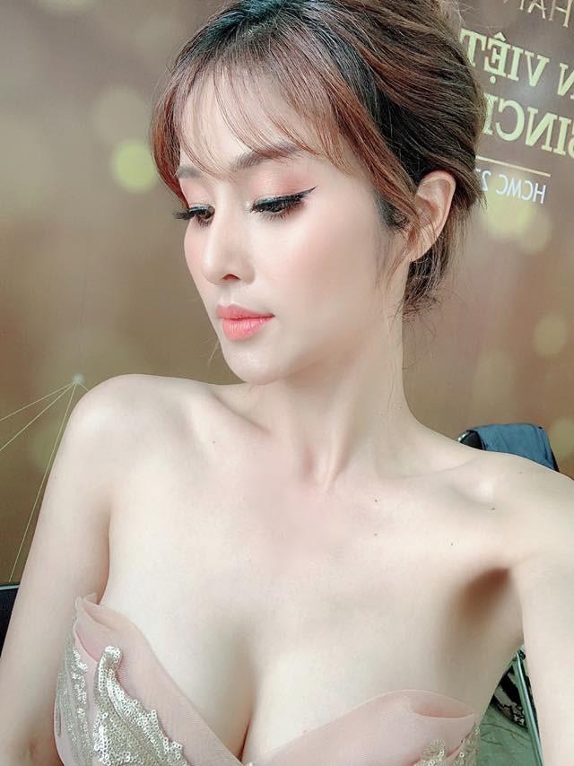 Thao Trang 'Tieng set trong mua' tu ve chan chat den gu mac nong bong hinh anh 15
