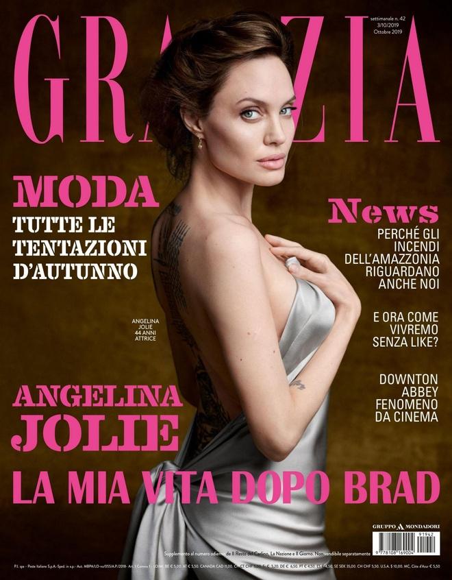 Angelina Jolie khoe sac anh 9