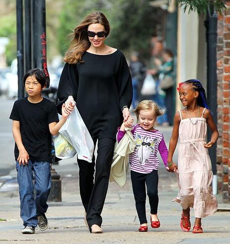 Zahara - con gai nuoi goc Phi it duoc Angelina Jolie nhac den hinh anh 6