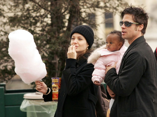 Zahara - con gai nuoi goc Phi it duoc Angelina Jolie nhac den hinh anh 3