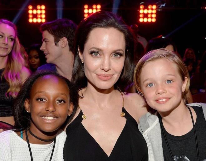 Zahara - con gai nuoi goc Phi it duoc Angelina Jolie nhac den hinh anh 9