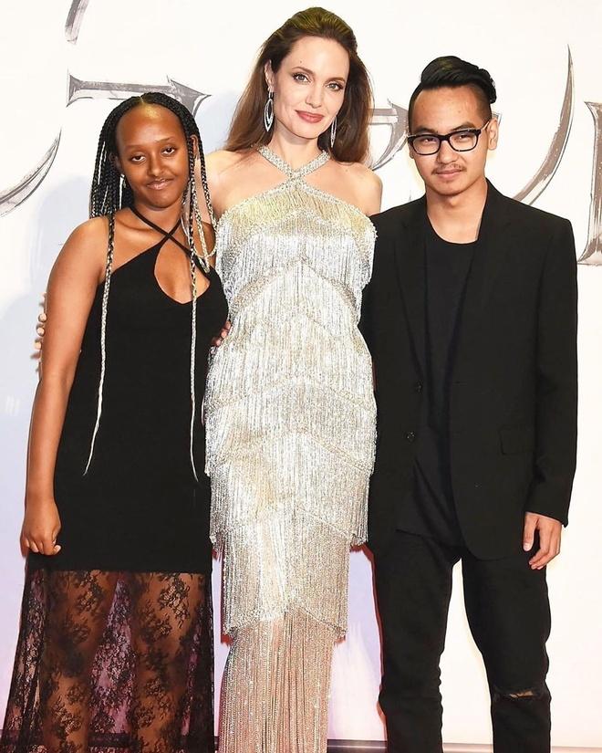 Zahara - con gai nuoi goc Phi it duoc Angelina Jolie nhac den hinh anh 12