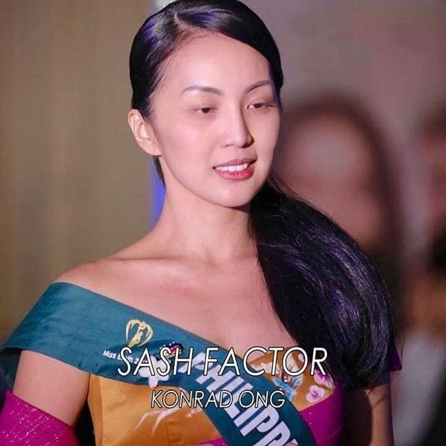 Hoang Hanh va dan thi sinh Miss Earth kem sac khi de mat moc hinh anh 3