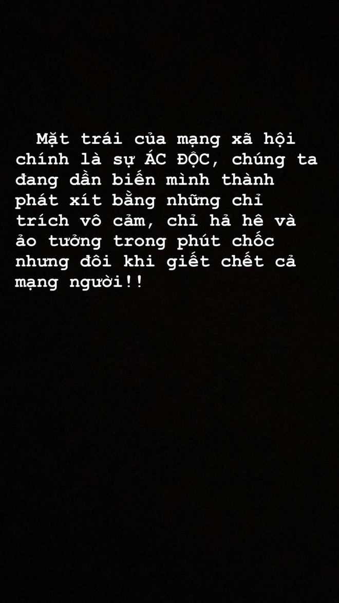 Ho Ngoc Ha, Bao Anh chia se noi buon truoc cai chet cua Sulli hinh anh 7